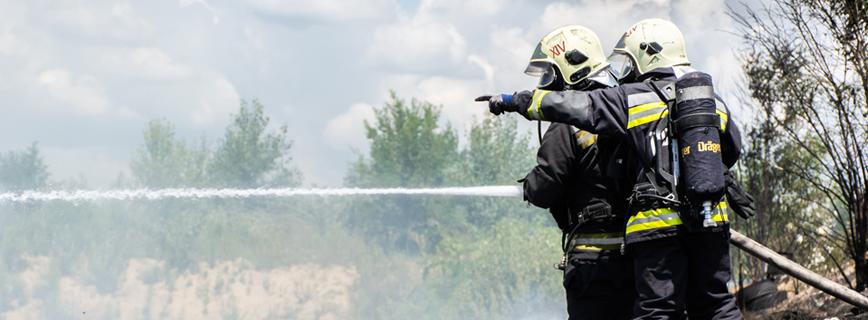 Tűzvédelmi Műszaki Irányelvek aloldal fejlécképe