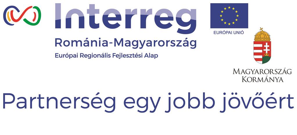 INTERREG ROHU 84 projekt aloldal fejlécképe