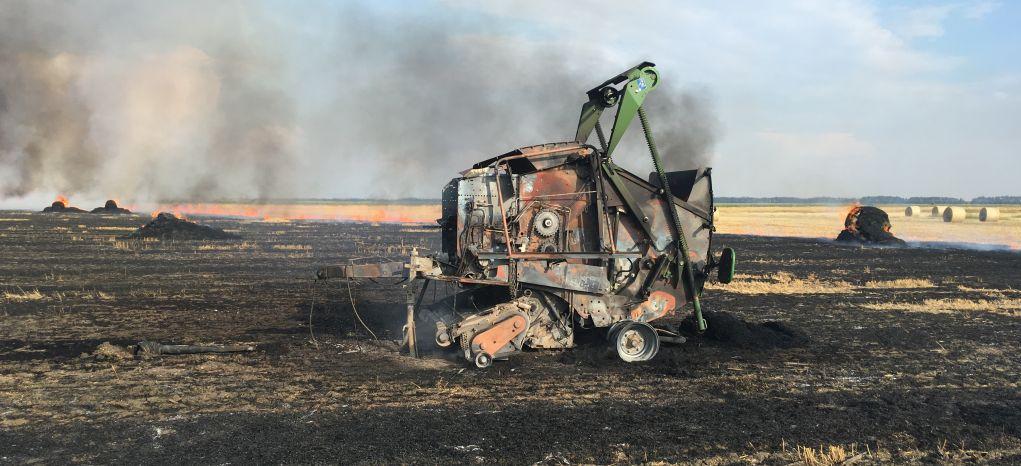 Mezőgazdasági tüzek megelőzése aloldal fejlécképe