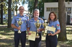 Tűzvédelmi hatósági verseny