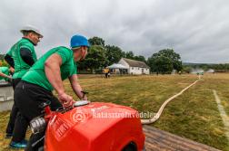 Püspökladányi tűzoltók versenyen